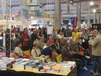 Ivan Nossa talks about gratitude at the Salone del libro of Turin