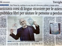 La stampa parla del nuovo libro di Ivan Nossa
