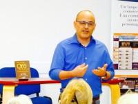 """Ivan Nossa presenta """"Oro"""" presso la libreria Anima di Milano"""