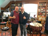 Ivan Nossa flies to Texas to meet Dr. Joe Vitale